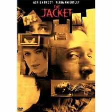 The Jacket (DVD, 2005) Widescreen, Adrien Brody, Keira Knightly