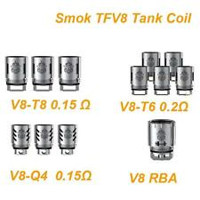 AUTHENTIC SMOK TFV8 T6 TANK COILS 0.2OHMS 3PCS/PK
