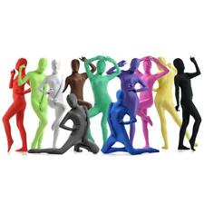 Top Quality Full Body Second Skin Lycra Zentai Costume Suit Fancy Dress Party