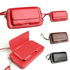 Women's Leather Credit Card Wallet Purse Coin Pouch Key Holder Cellphone Bag