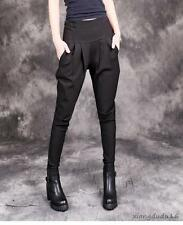 Fashion ladies casual loose Harem pants slim fit comfortable leisure pants new #