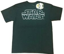 Star Wars Classic Rouge Logo Boys T-Shirt NWT Black S-XL