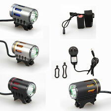 5000lm CREE XM-L2 LED Cycling Front Bicycle light Bike Lamp Head Headlamp 6modes
