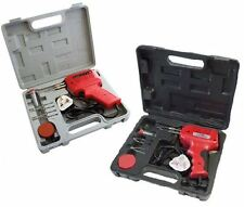 ELECTRICAL SOLDERING IRON GUN KIT 100/150 WATT WITH CASE WITH TWO EXTRA TIPS