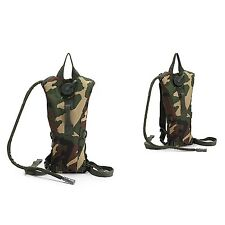 Survival Hydration System Water Bladder Bag Backpack Pouch Hiking Climbing Hot
