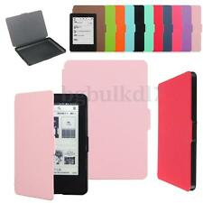 Ultra Slim Leather Smart Case Cover For NEW Amazon KINDLE (7th Generation 2014)