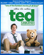 Ted (Blu-Ray / DVD) Unrated
