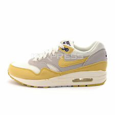 Nike WMNS Air Max 1 [319986-100] NSW Running Sail/Celery-Grey-Navy