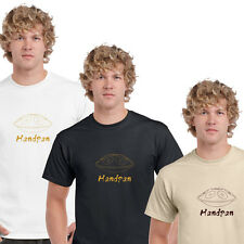 Handpan Hand Pan Original Design T Shirt