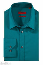 NWT HUGO (Red Label) by Hugo Boss Slim Fit Blended Cotton Sport Shirt Size XXL