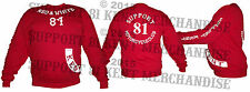 SUPPORT 81 KENT HELLS ANGELS ENGLAND Sweat Shirt Pullover Jumper BIG RED MACHINE