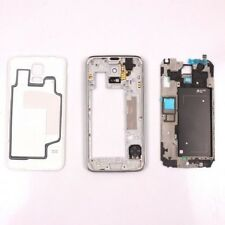 Home Front Middle Frame Housing Back Cover Assembly For Samsung Galaxy S5 G900F
