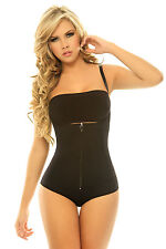 Siluet Panty Strapless Shapewear with Latex_1025