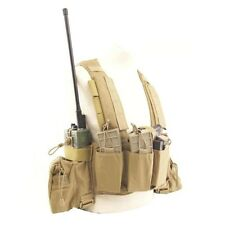Tactical Assault Gear TAG Phalanx Chest Rig Vest Military Multicam Coyote PLX1
