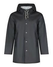 Stutterheim Stockholm Raincoat - Black