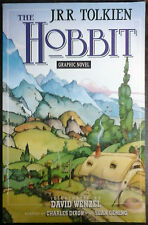 The Hobbit: Graphic Novel by J. R. R. Tolkien (Paperback 1991)