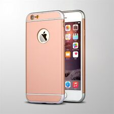 Ultra thin Electroplate Armor Back Case Hard Cover for Apple iPhone 6 & 6S Plus