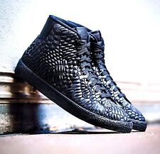 "Nike Lab Blazer MID DIAMONDBACK ""Triple BLACK""_US szs:7 & 8_NEW WMNs[807455-001]"