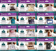 CRAFTERS COMPANION - DIE'SIRE - EDGEABLES CHRISTMAS - Edge'ables Cards Boxes