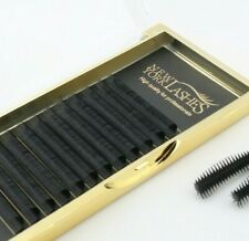 CASHMERE LASH MATTE FINISH Flat EyeLash Extension