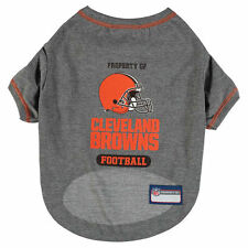 Cleveland Browns Dog Shirt Officially Licensed NFL Products