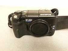 Olympus EVOLT E-300 8.0 MP Digital SLR Camera - Parts