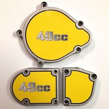 Fits 49,66,80 cc,2 Stroke Motorized Bicycle Engine Decal kit Graphic detail kit