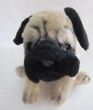 Animal Alley Plush Puppy Dog Pug Carlin Super Soft EUC Free Shipping