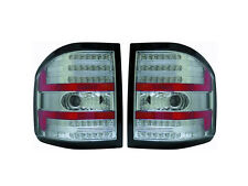 2004 2005 2006 2007 2008 2009 Ford F150 Flareside LED Chrome Tail Light  PAIR  (Fits: 2005 Ford F-150)
