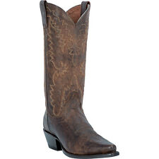 Dan Post Womens Bay Mad Cat Leather Santa Rosa 13in Cowboy Boots