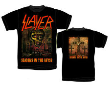 "SLAYER ""Seasons in the Abyss"" Men's T-shirt, metallica, sepultura, pantera"