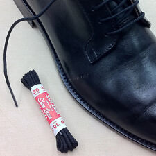 2 PAIRS Dress Shoe Thin Round Laces Shoelaces Boot Strings Shoestrings BootLaces