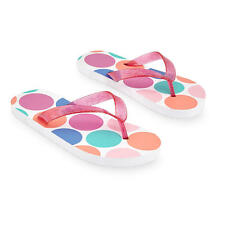 Koala Kids Girls Tween Printed Flip Flops