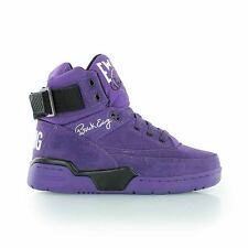 Ewing Athletics Brand New 33 Hi Purple Black  Suede Patrick Ewing Sneakers