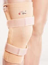 Knee cap with Rigid hinge Comprssion Splint Springiness Normal Flexion injury