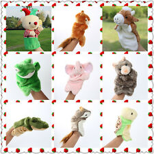 Animal Story Telling Hand Puppet Hand Glove Baby Toy Toddler Zoo Play Gift Child