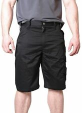 Scruffs Worker Shorts - Clearance - Black Site WorkWear Trade Builder Clothing