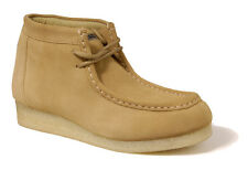 Roper Mens Casual Footwear Tan Leather Performance Gum Sole Chukka Boots