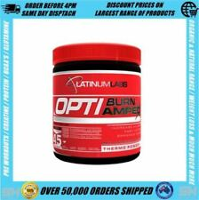 PLATINUM LABS OPTIBURN AMPED 45 SERVES 360G THERMOGENIC POWDER Platinum labs