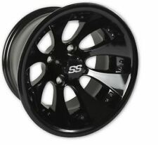 BUY THE COMBO AND SAVE! Golf Cart Wheels, AT Tires & Lift Kit - 40426/40270
