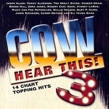 Cow Hear This, Vol. 3 by Various Artists (CD, Feb-2006, CBUJ Distribution)