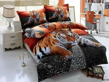 New 100% Cotton Quilt/Duvet Cover High Quality  King Queen Full Size Bedding Set