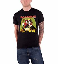 Iron Maiden T Shirt Deaf Sentence The First Ten Years new Official Mens black