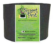 Smart Pots 5 Gallon - plant garden aeration round fabric container grow pot