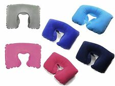 U Shaped Comfortable Neck Pillow Rest Cushion Head Support Memory Car Air Seat