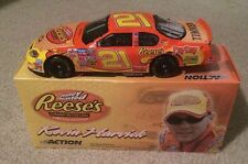 #21 KEVIN HARVICK REESES HONEY ROASTED PEANUT BUTTER CUPS 2005 1/24 ACTION