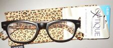 Optique by Foster Grant Reading Glasses Handcrafted W Case Retails $22.99 +2.00