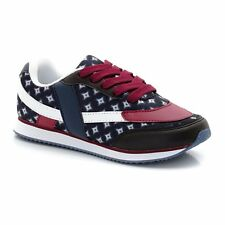 Abcd'r Teens Boys And Girls Low Top Lace-Up Trainers