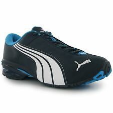 Puma Jago ST Ripstop Mens Running Shoes Trainers Navy Sneakers Sports Footwear