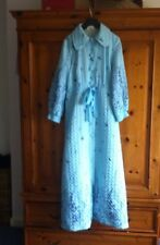 Vintage ladies dressing gown 12/14